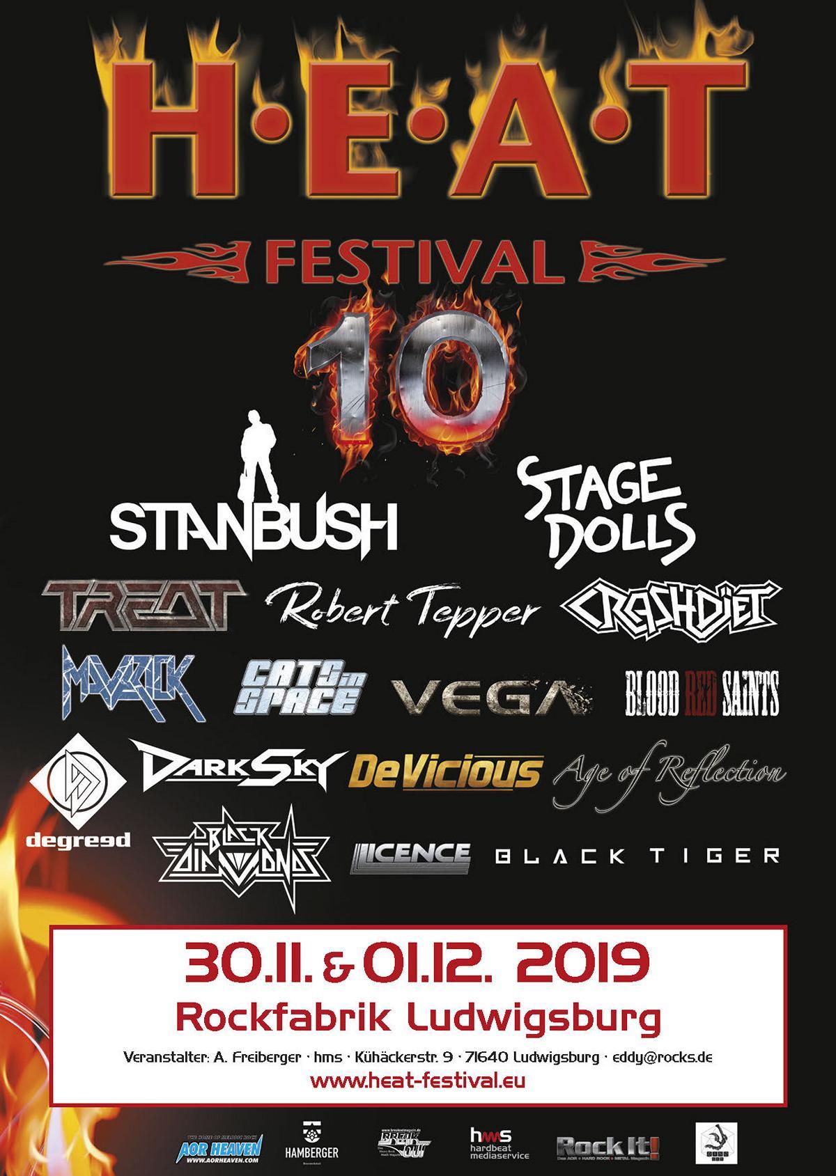 H E A T  Festival | 2019